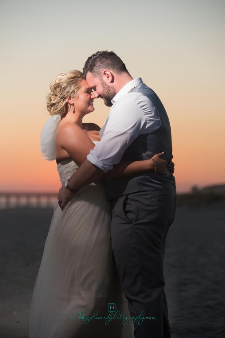 Ocean Isle Wedding Kortney Josh